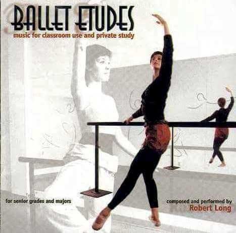 Ballet Class Music: EtudesI