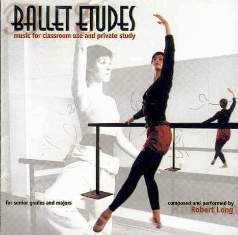 Ballet Class Piano sheet music